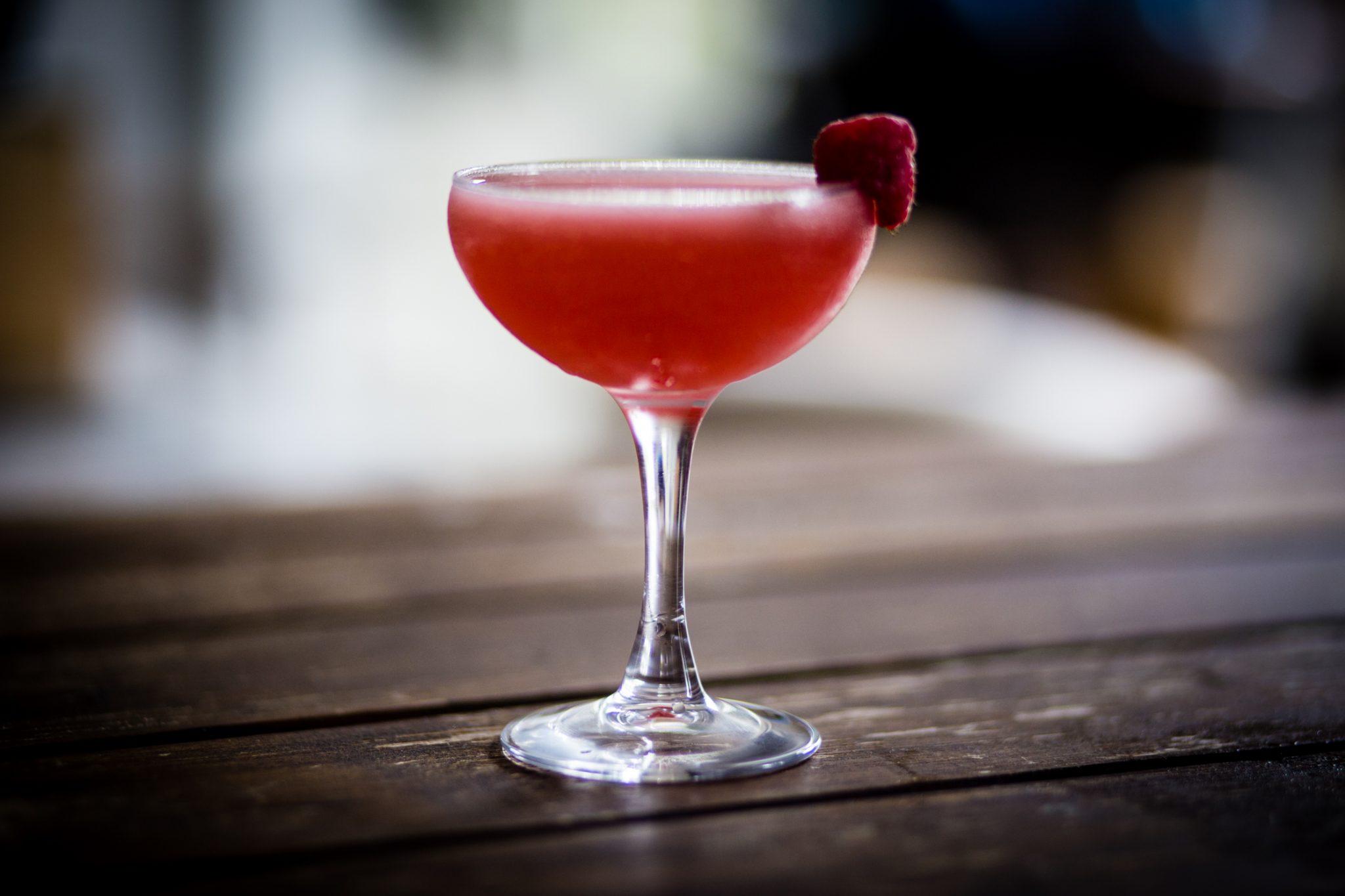Verzon House Bar cocktails