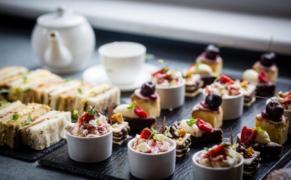 Verzon House Afternoon Tea