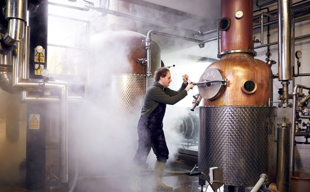 Chase Distillery Experiences