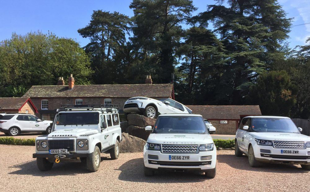 Land Rover Experience Centre Verzon House