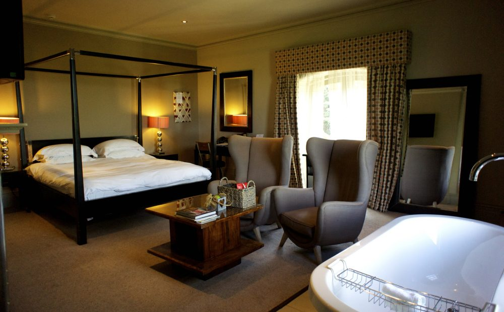 Verzon House Accommodation Hotel Herefordshire