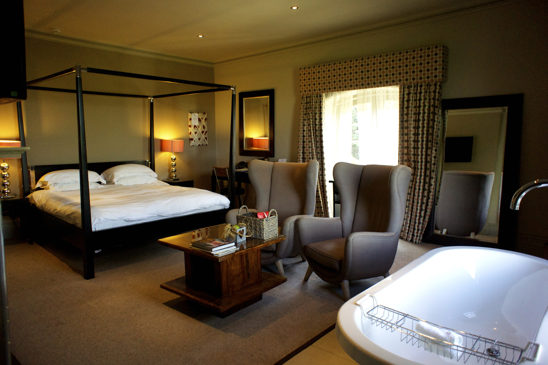 Verzon House Accommodation Hotel Herefordshire