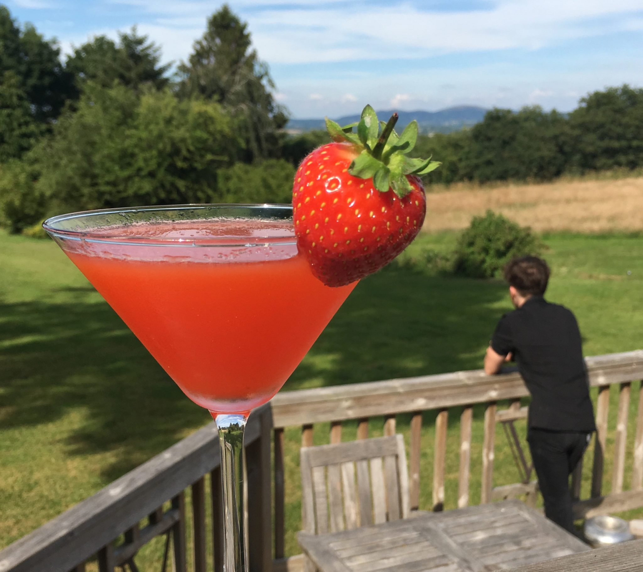 Verzon House Queen of Hearts Cocktail