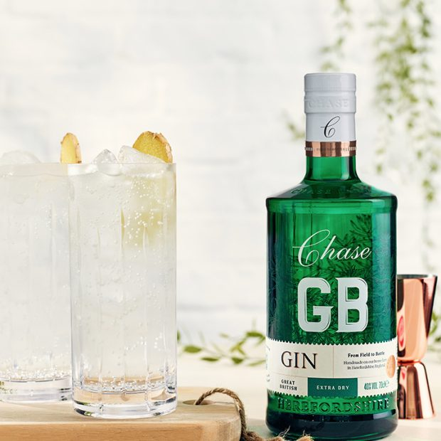 Chase GB Gin at Verzon House