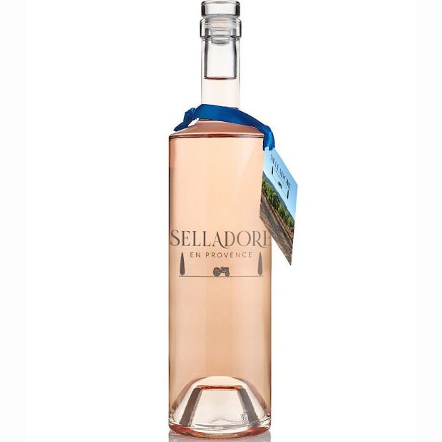 Selladore rose wine by William Chase 2019